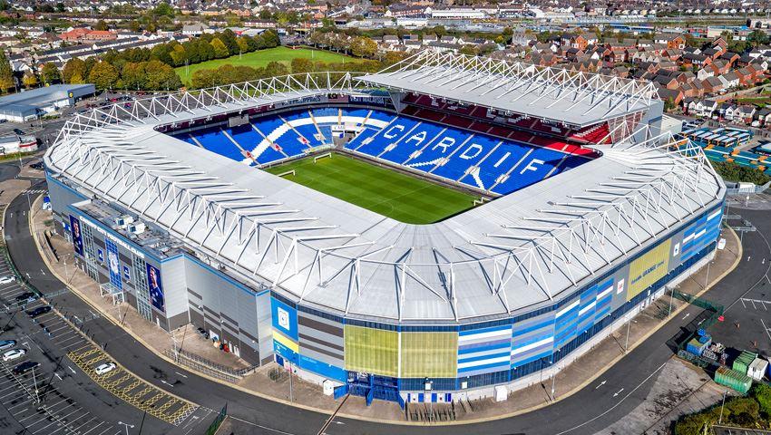 Cardiff's Stadia & Arenas
